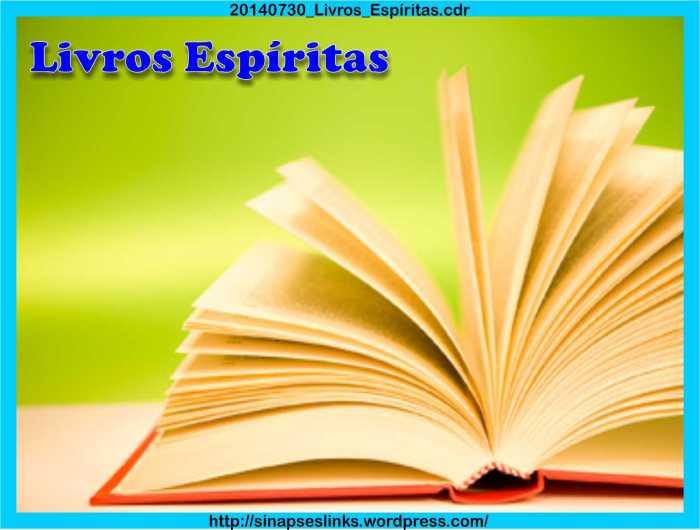 20140730_Livros_Espíritas